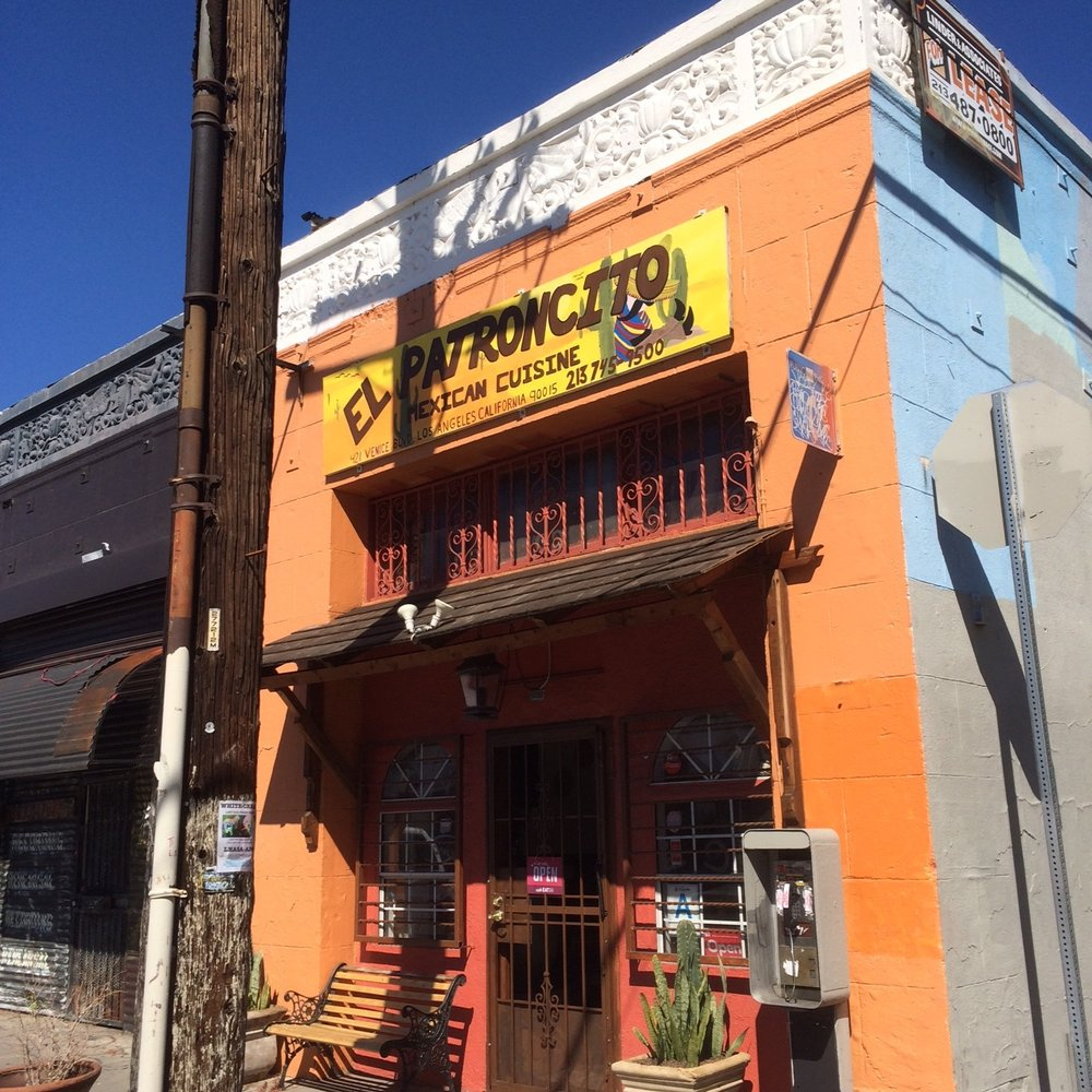 "El Patroncito is central to the author's proposed Measure BS, soon to be on ""the ballot."" Photo by Dan Johnson."