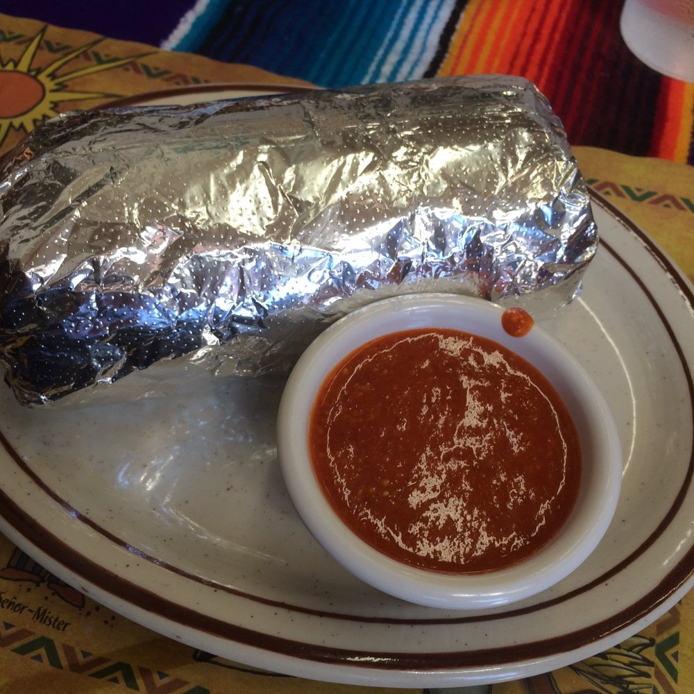 A sub-seven dollar burrito at El Patroncito should be blog-worthy, but in times like these, bloggers have swayed towards harmful hyperbole. The author urges you, reader, to vote Yes on BS to combat this pressing issue. Photo by Dan Johnson.