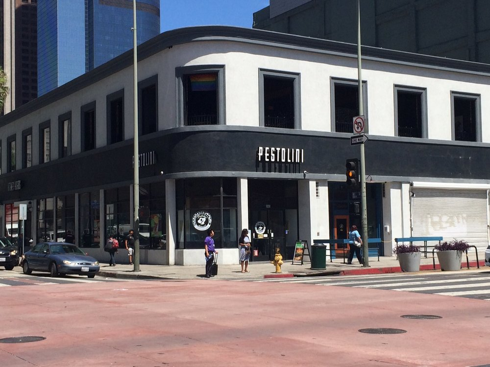 Pestolini hasn't gone out of business yet and it's unclear how. Photo by Dan Johnson.