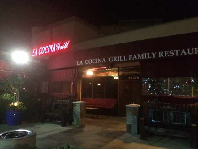 Need to get away? Sick of the suffocating constraints of urban living? Take a trip to fabulous Santa Clarita, where the warm booths and cheap booze at La Cocina await you. Photo by Dan Johnson.