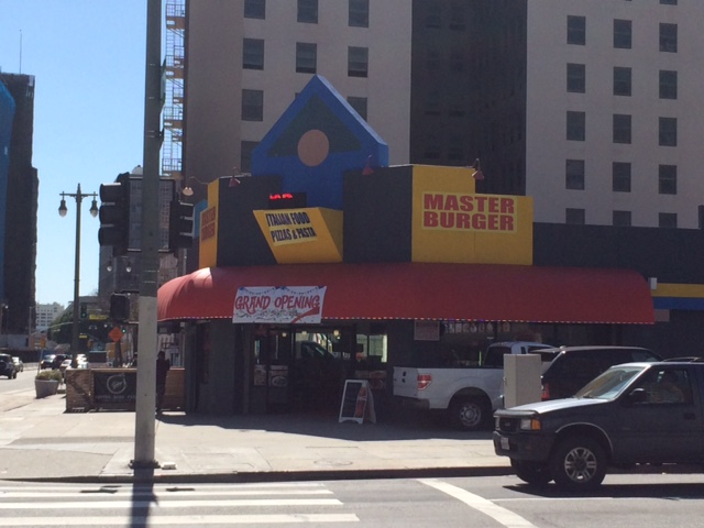 Downtown welcomes its most perfect Metallica metaphor yet: Master Burger. Photo by Dan Johnson.