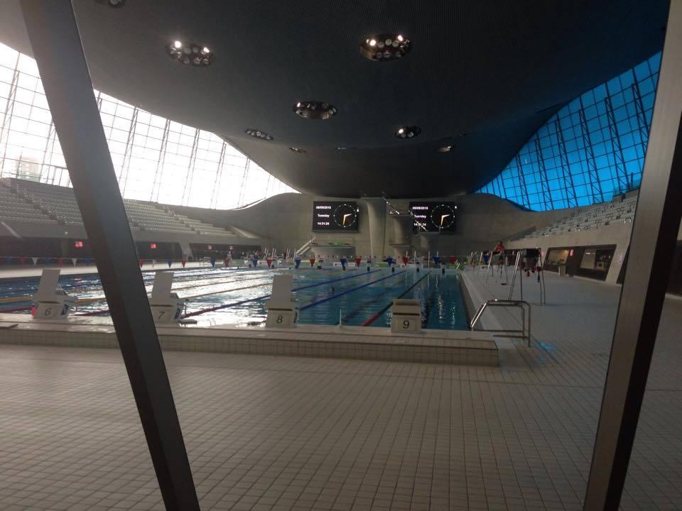 Olympic Swimming Pool - London
