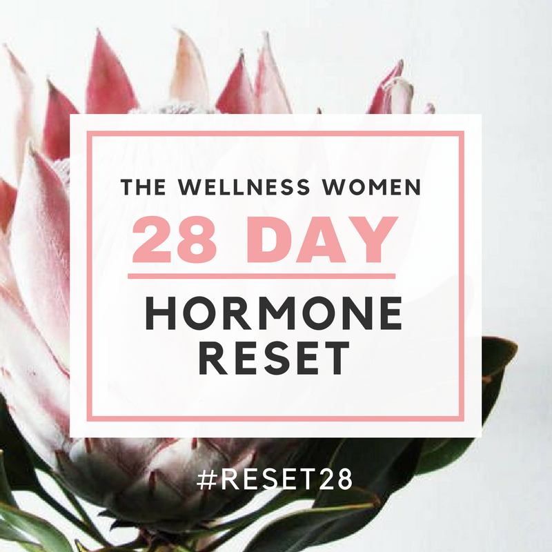 GET YOU HORMONAL HEALTH BACK ON TRACK - JOIN TODAY!
