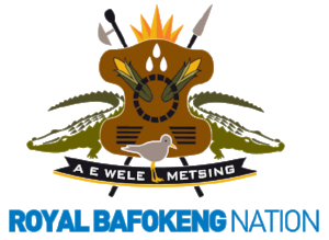 Royal Bafokeng Nation Shield
