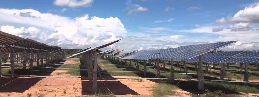 EA Solar Lampang Thailand