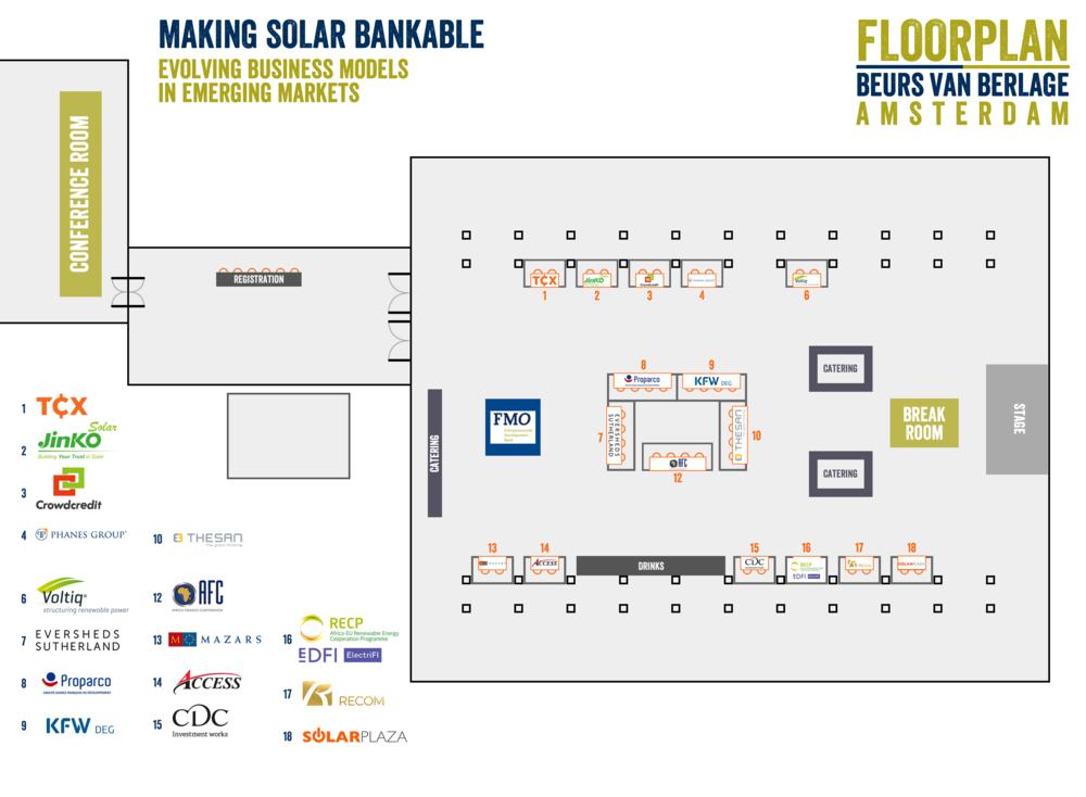 MSB Floorplan