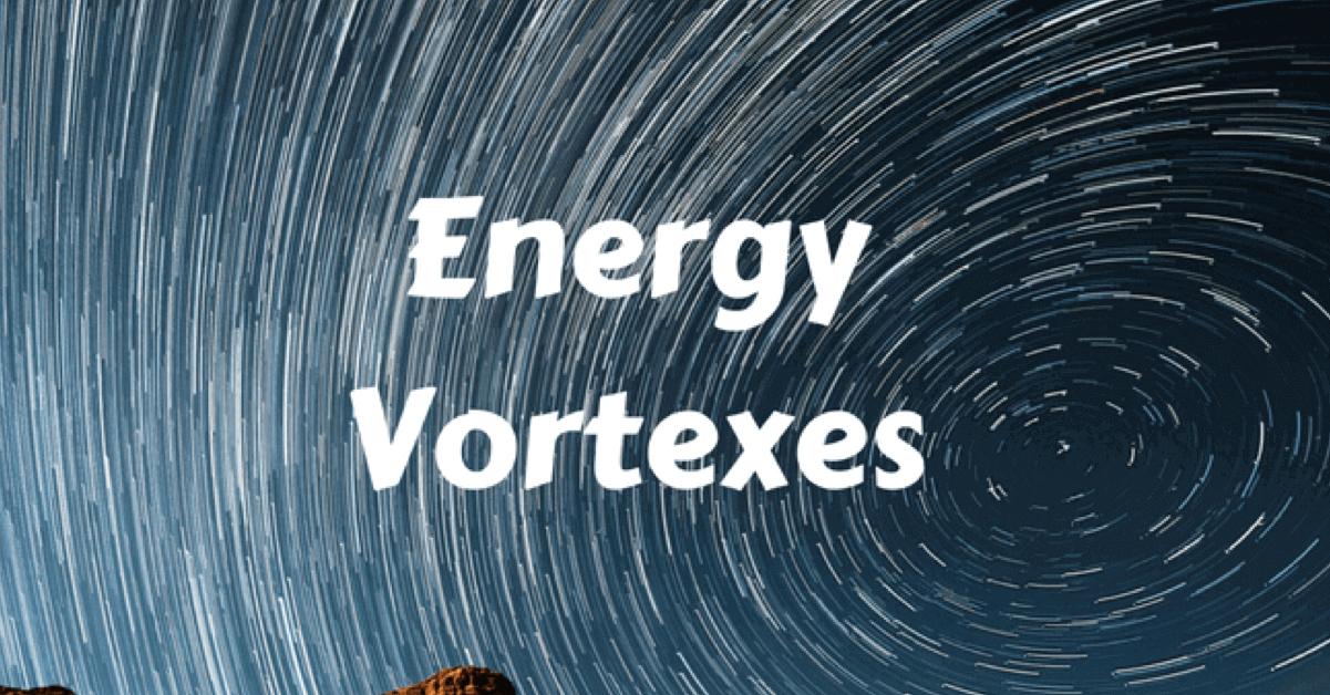 Conversations with an Angel: Energy Vortexes — Vanessa Stewart