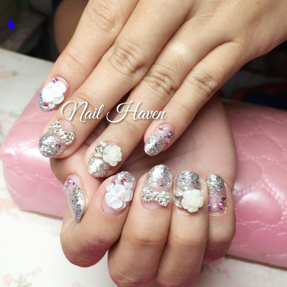 Bridal Nails Nail Haven