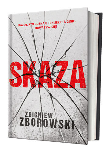 SKAZA Zbigniew Zborowski cover photography by Dave Wall Photo