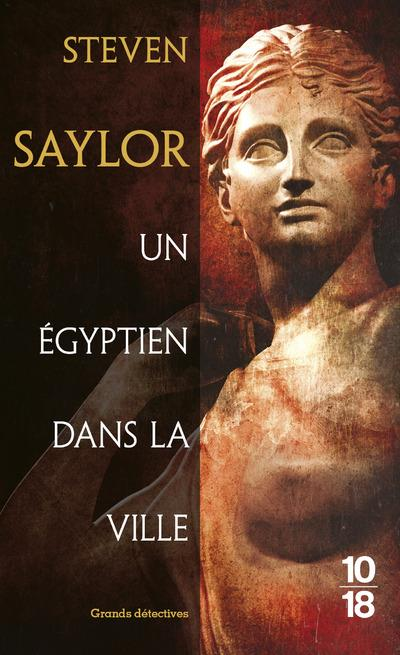 Un Egyptien dans la ville by Steven Taylor Book cover photography by dave wall photo