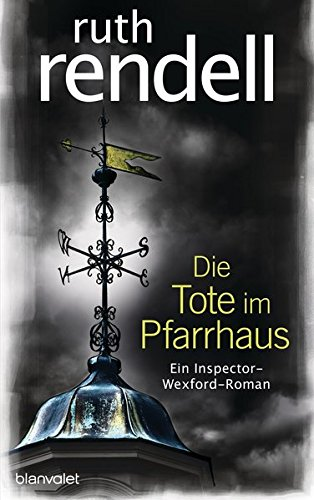 Die Tote im Pfarrhaus by Ruth Rendell book cover photography by Dave Wall Photo