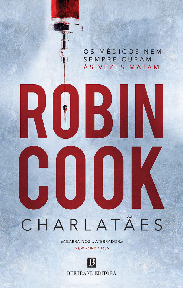 BOOK COVER -  Charlatães