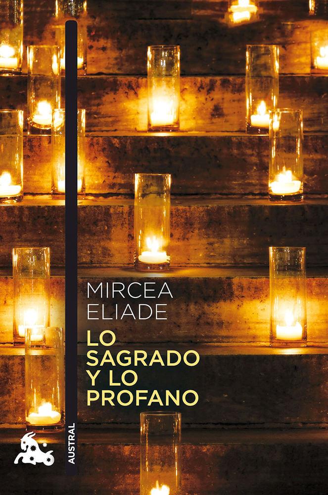 BOOK COVER - Lo Sagrado Y lo profano by Mircea Eliade