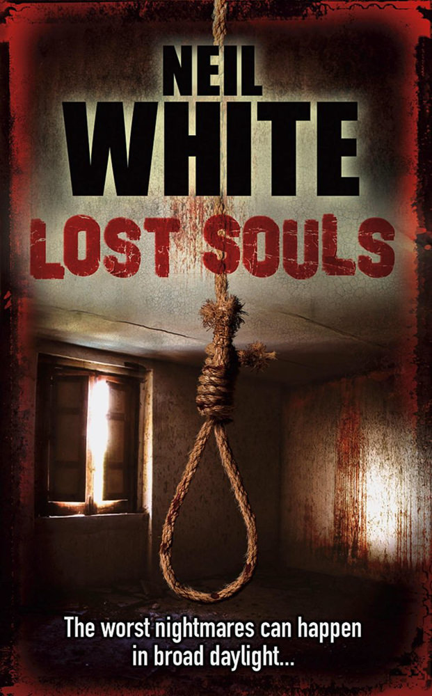 BOOK COVER - Lost Souls by Neil White