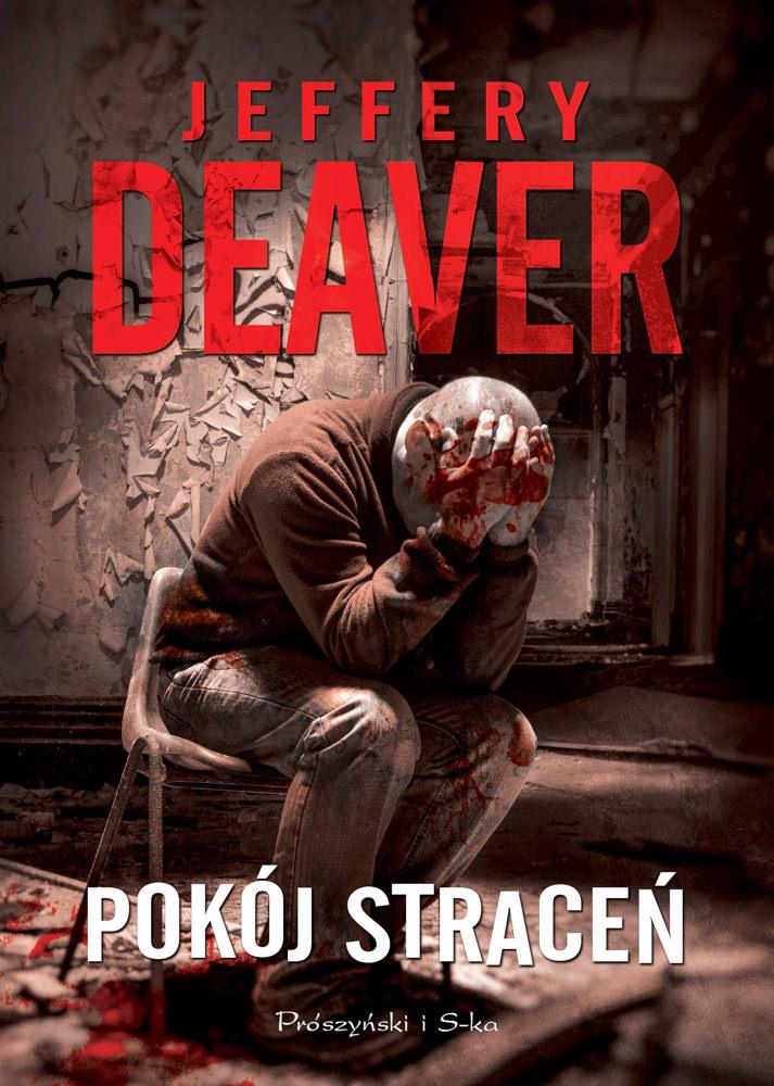 BOOK COVER -  Pokój straceń by Jeffery Deaver