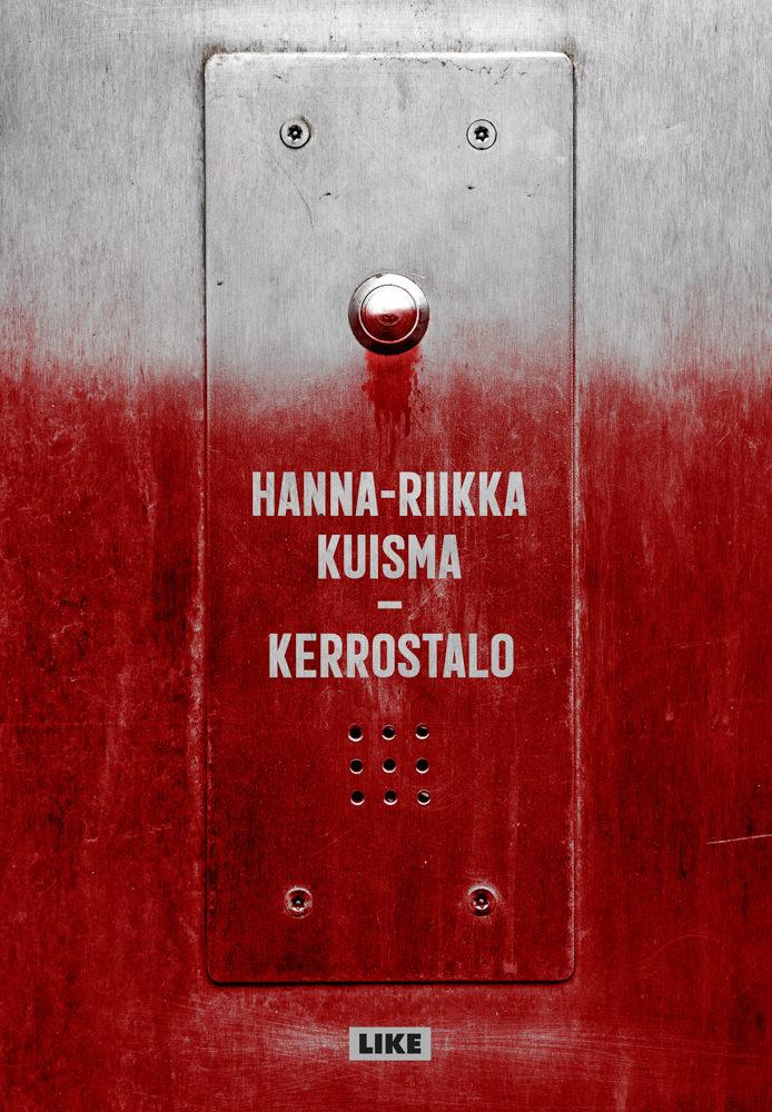BOOK COVER - Kerrostalo by Hanna-Riikka Kuisma