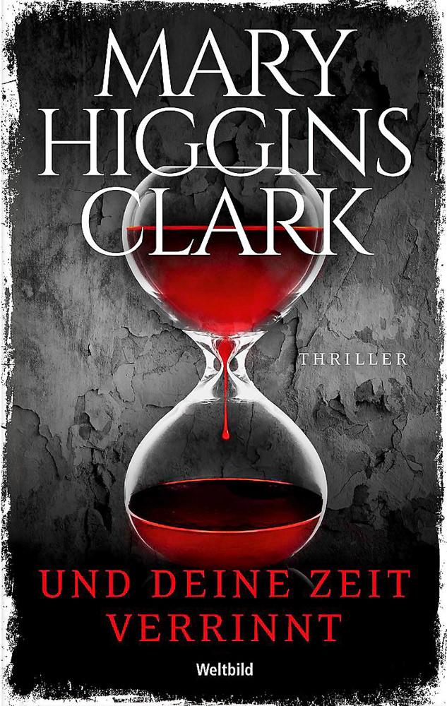 BOOK COVER -  Und deine Zeit verrinntby Mary Higgins Clark