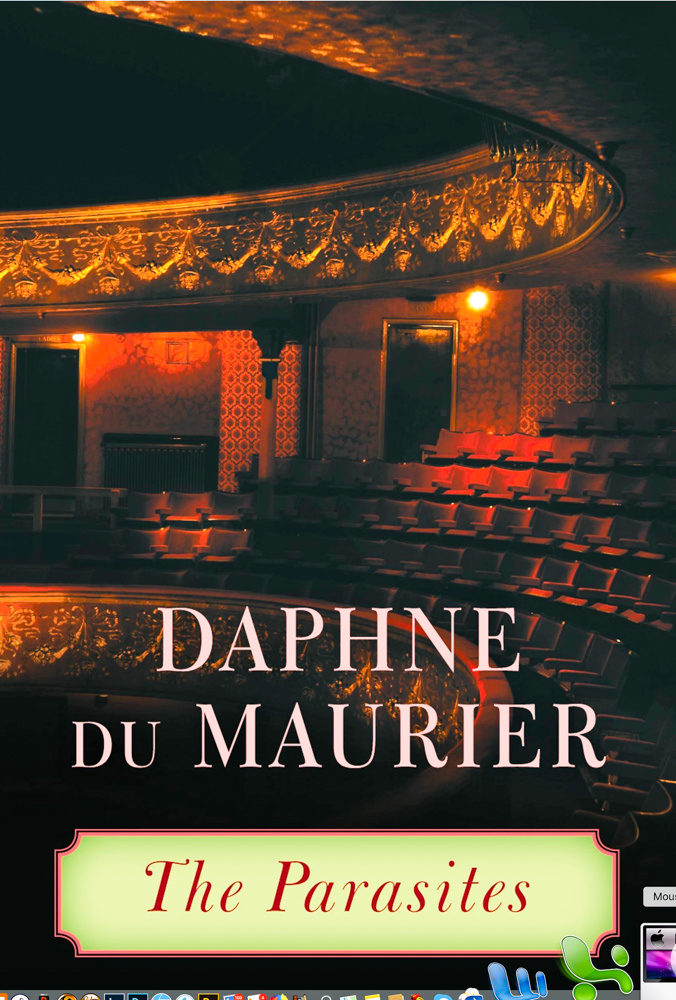 BOOK COVER -  The Parasites