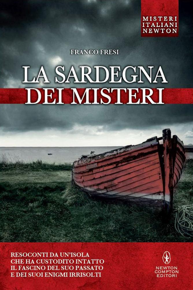 BOOK COVER - La Sardegna Dei Misteri by Franco Fresi