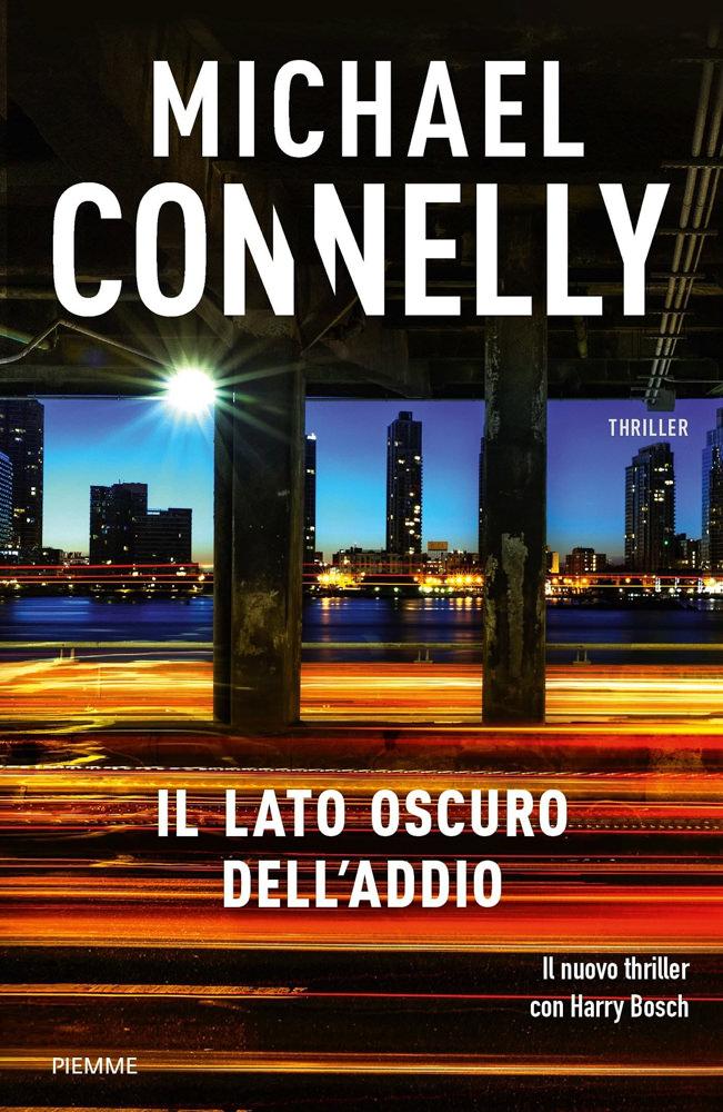 BOOK COVER - Il Lato Oscuro Dell'addio by Michael Connelly