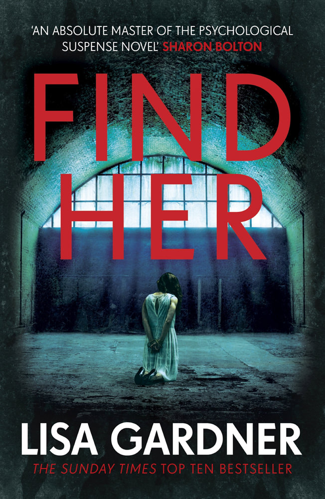 BOOK COVER - Find Her by Lisa Gardner