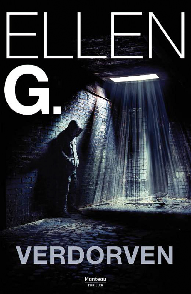 BOOK COVER - Verdorven by Ellen G.