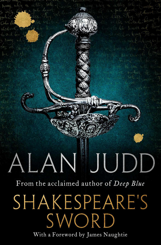 BOOK COVER - Shakespeare's Sword by Alan Judd