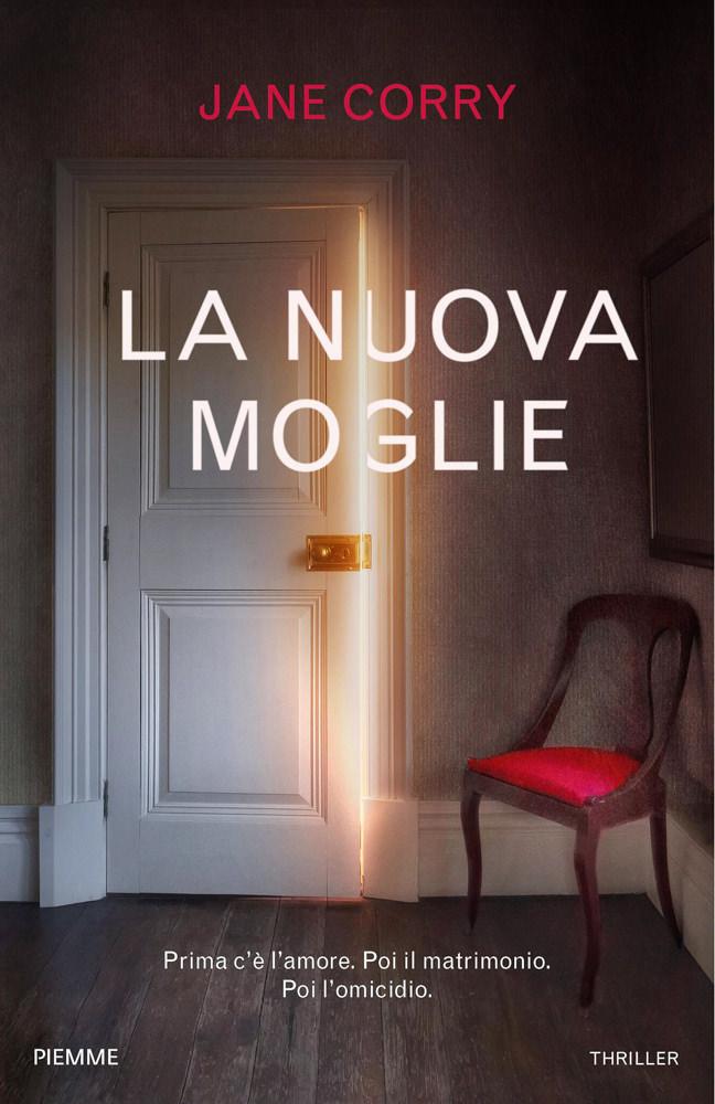 BOOK COVER - La Nuova Moglie by Jane Corry