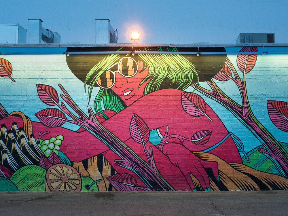 graffiti street art - Las Vegas
