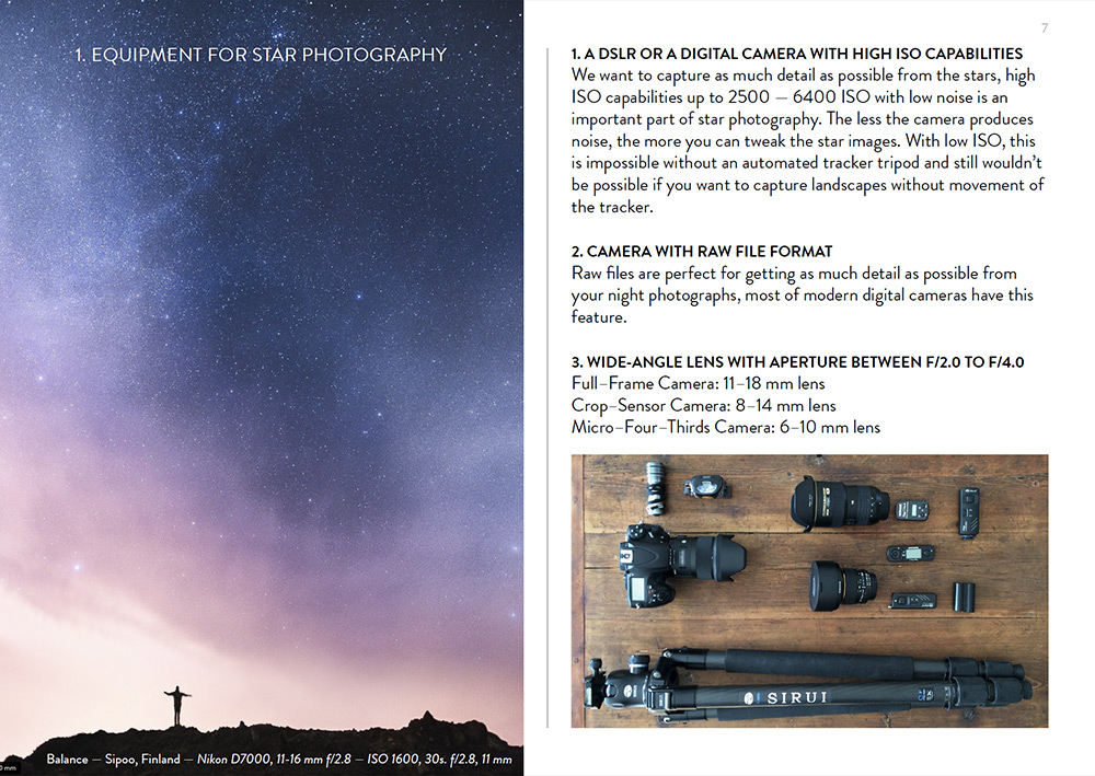 Lenses for Astrophotography