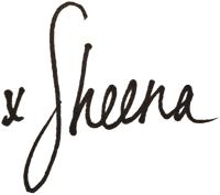 x Sheena