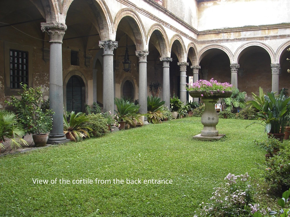 #6 View of cortile from rear end.JPG