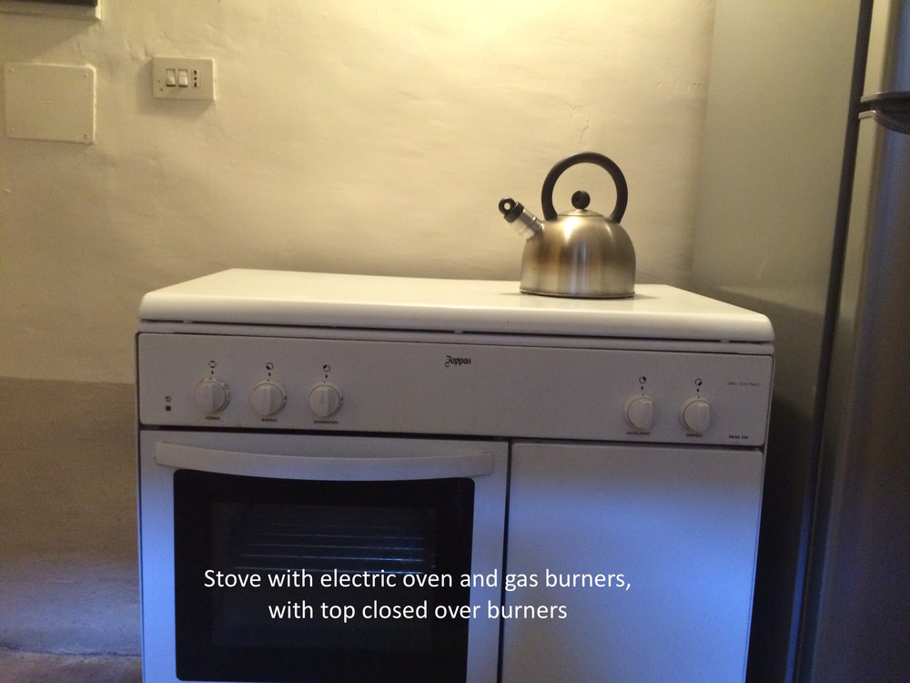 #25 Gas stove and electric oven with top down.JPG