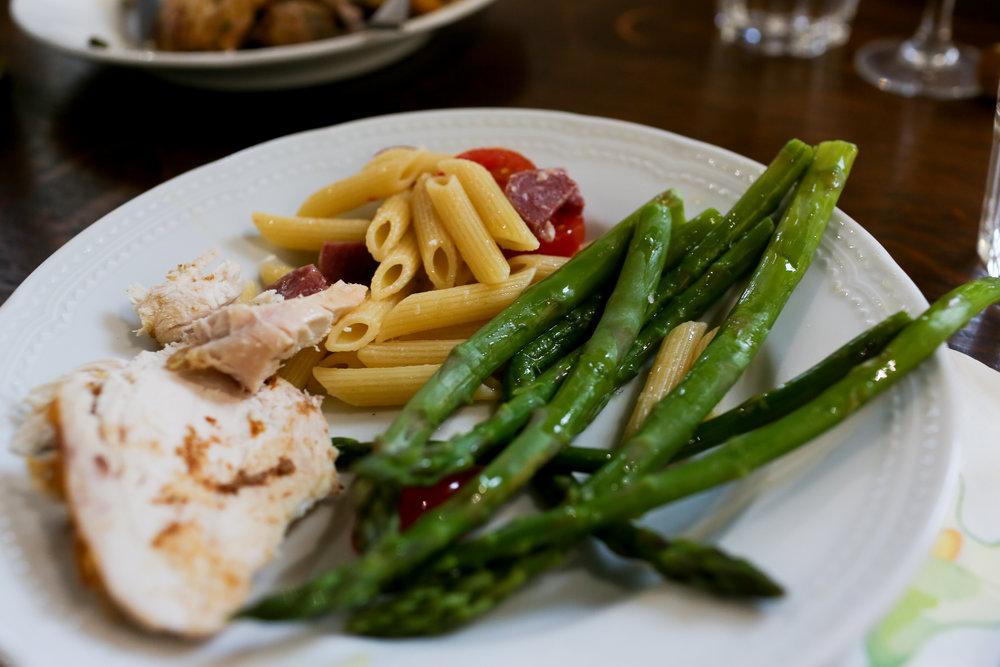 #9 Palazzo Simoncelli buffet Gianna's plate.jpg