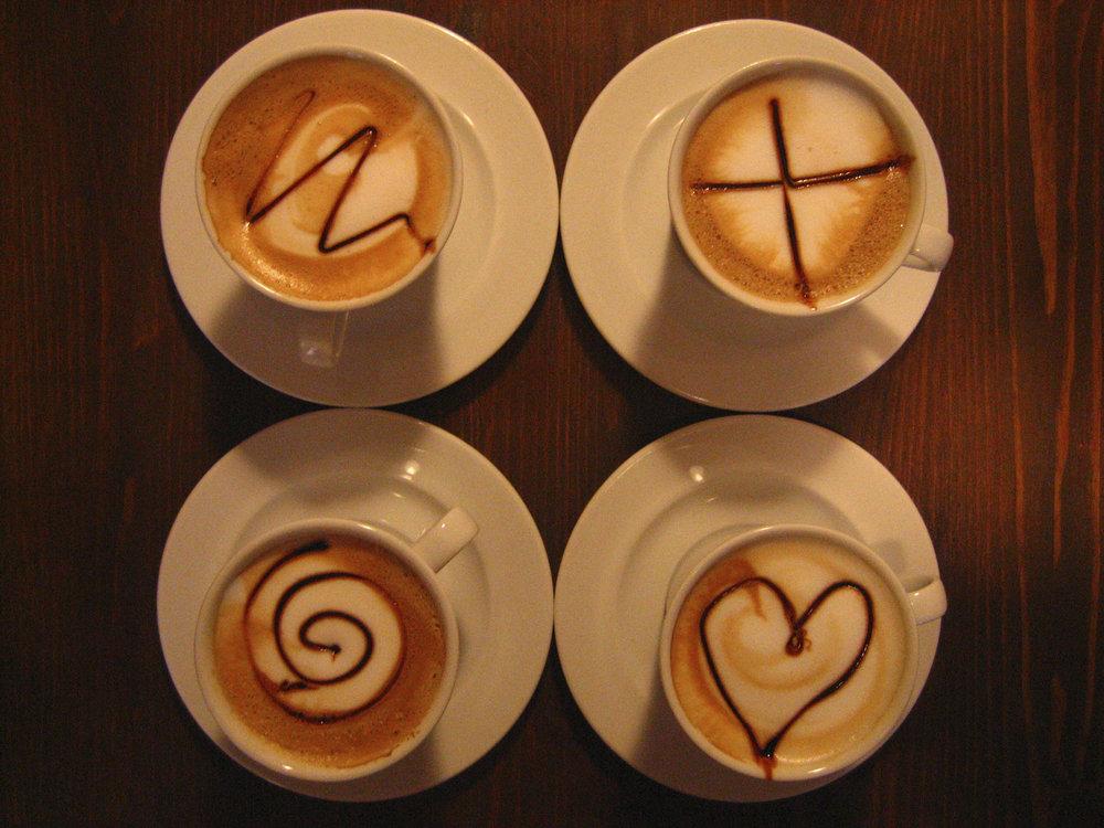 4 four cappuccini.JPG