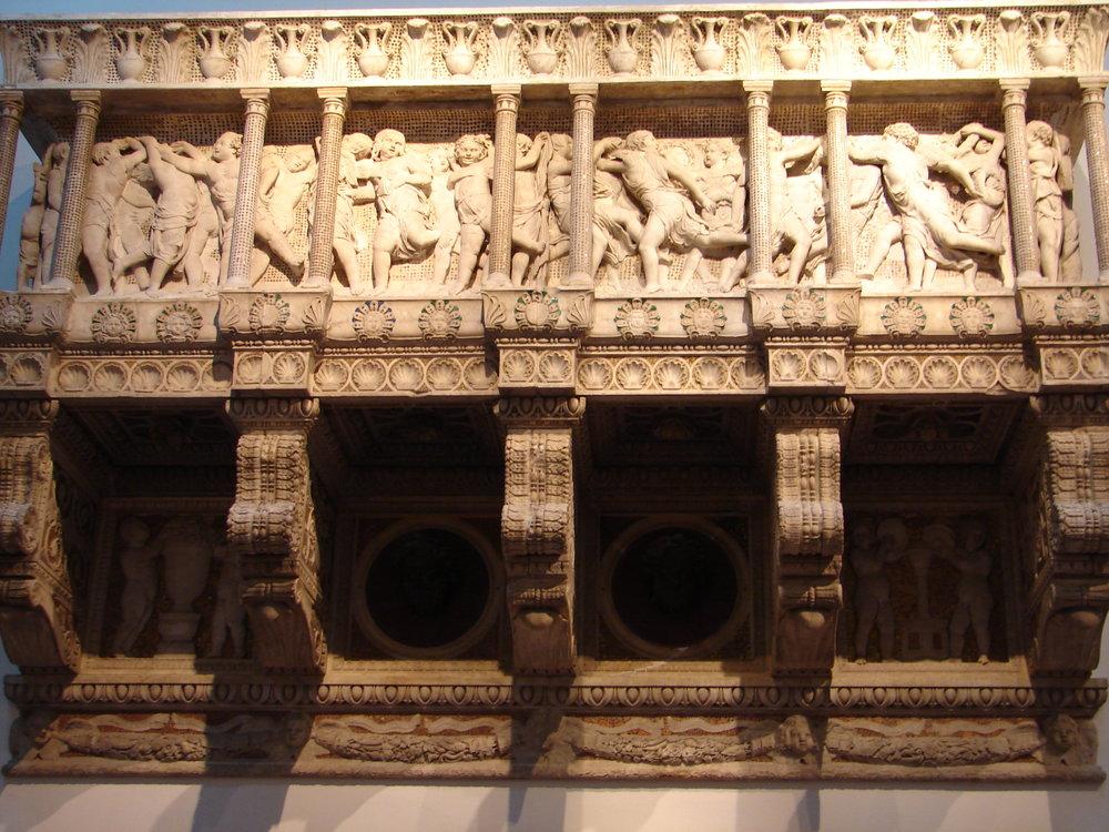 Donatello choir balcony.JPG