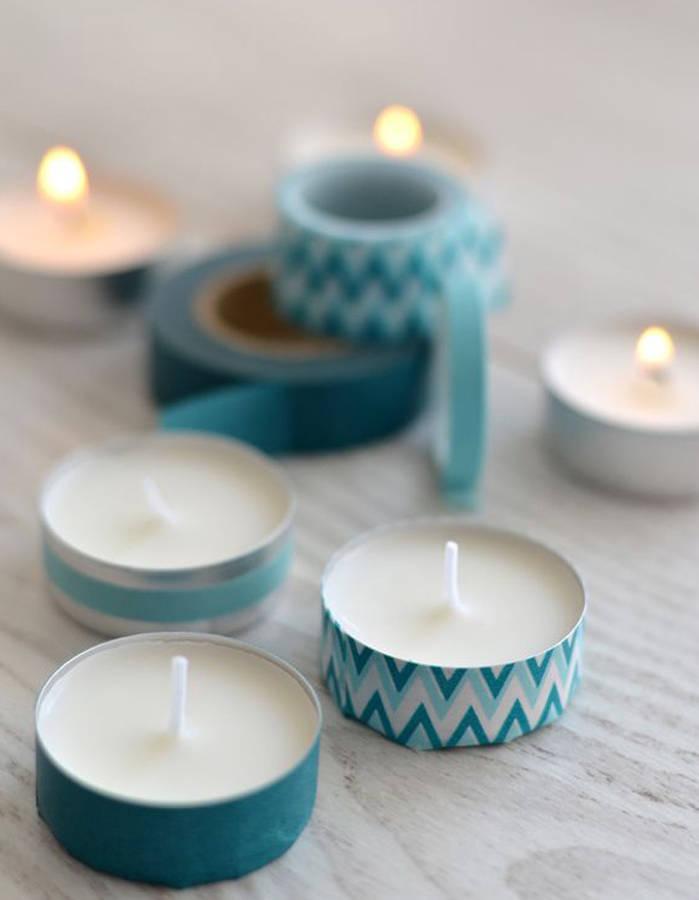 Source:http://www.elle.fr/Loisirs/Loisirs-creatifs/Masking-Tape/Masking-tape-bougies