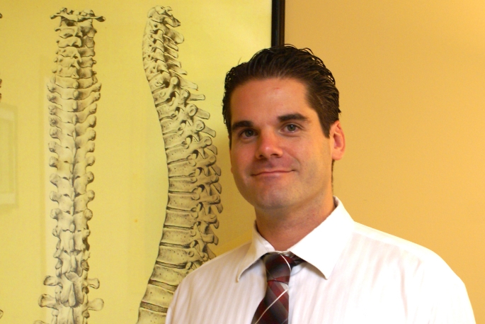 Dr. Korey Jay - Chiropractor