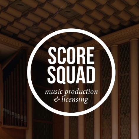 Logo Score Squad