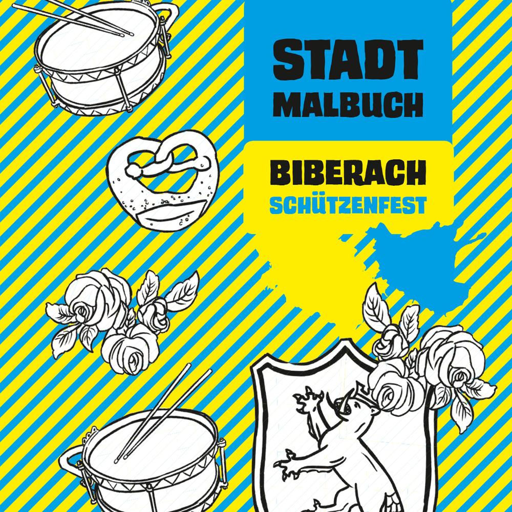 Stadtmalbuch Biberach Schützenfest