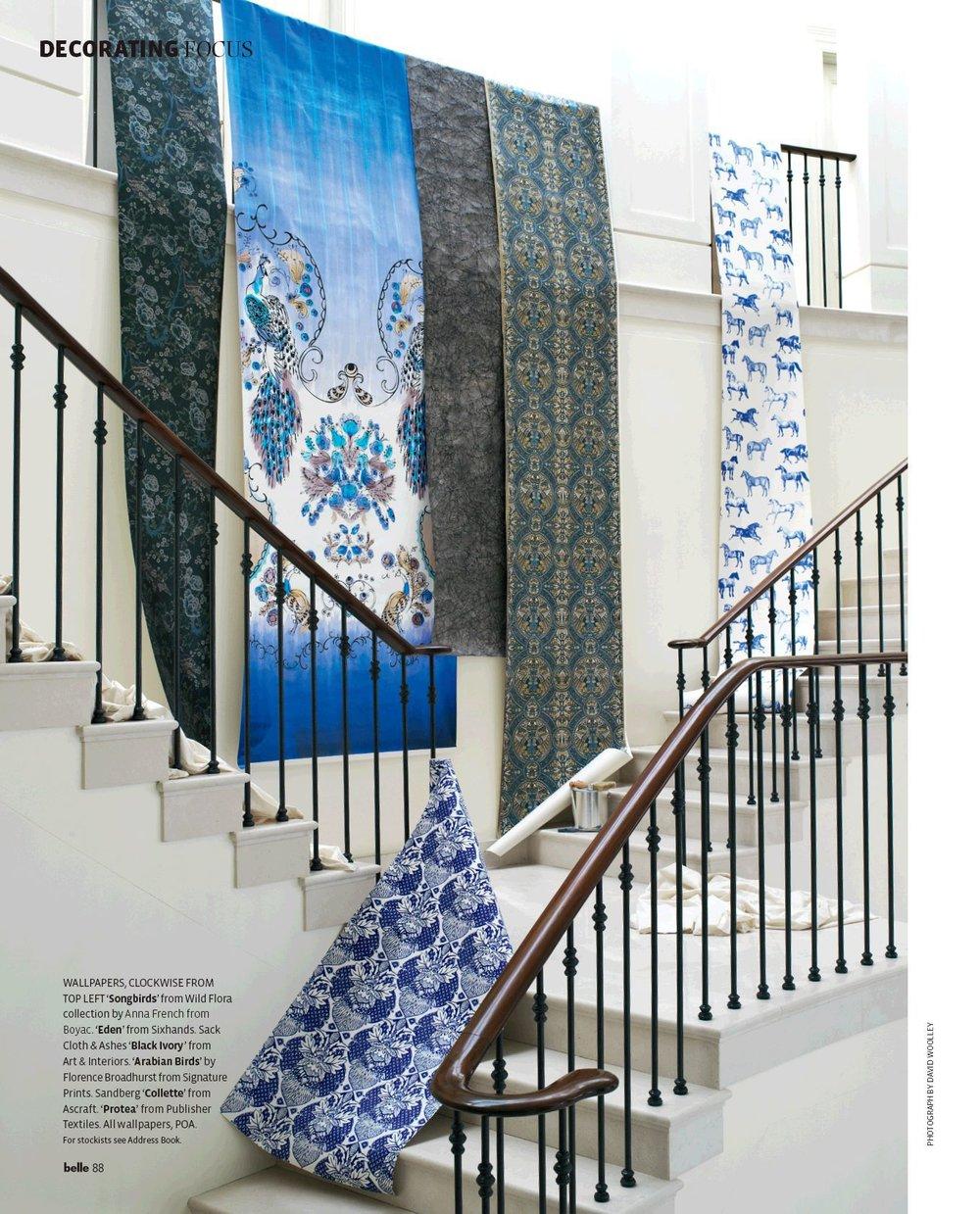 Eden ming wallpaper featured in Belle