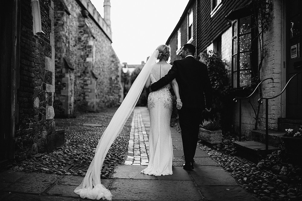 Wedding Photographer George in Rye East Sussex