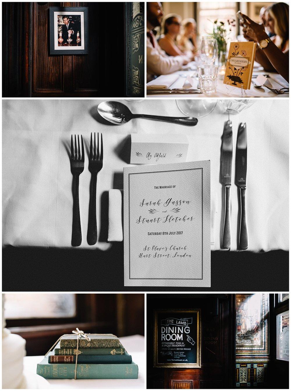 London Alternative Wedding Photographer the Lamb Leadenhall Market-69.jpg