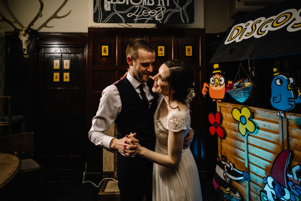 London Alternative Pub Wedding Photographer-83.jpg