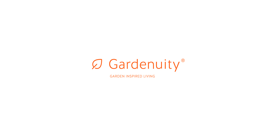 Gardenuity logo by Gen Design Studio