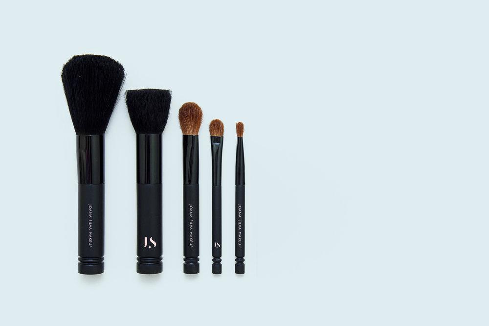 Joana Silva Makeup identity by Gen Design Studio