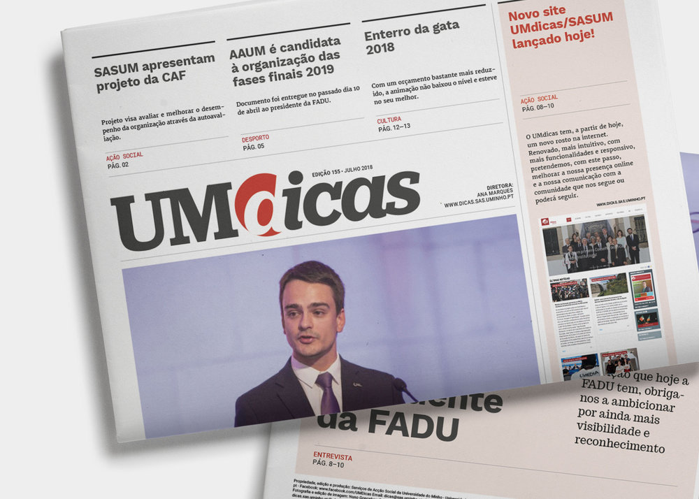 UMdicas by Gen design studio