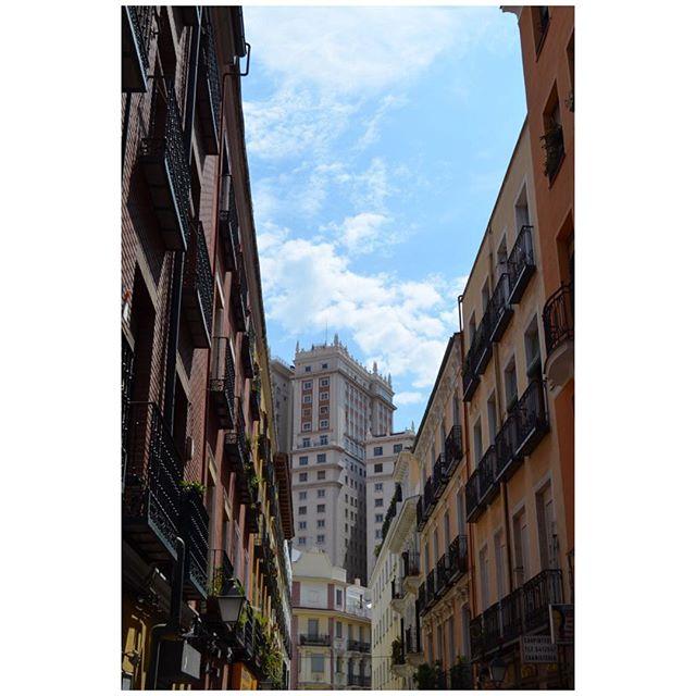 #madrid #summer #españa #spain #architecture #citytrip