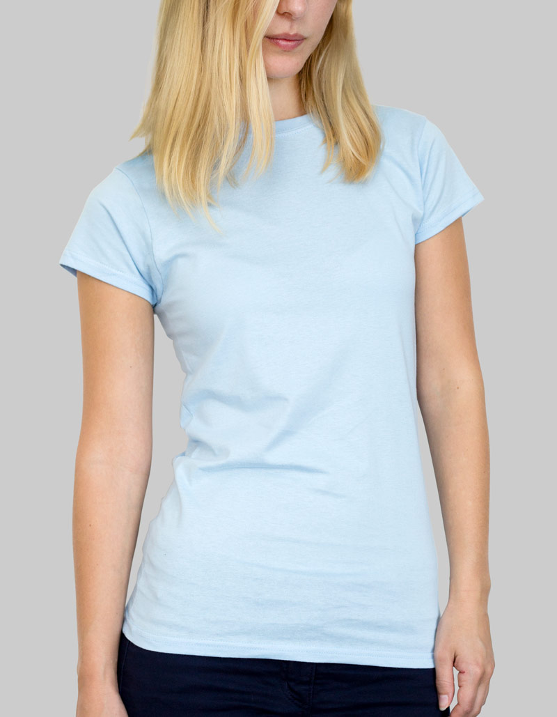 Ladies Fitted T-Shirt   Ladies / 150gsm / 21 Colours