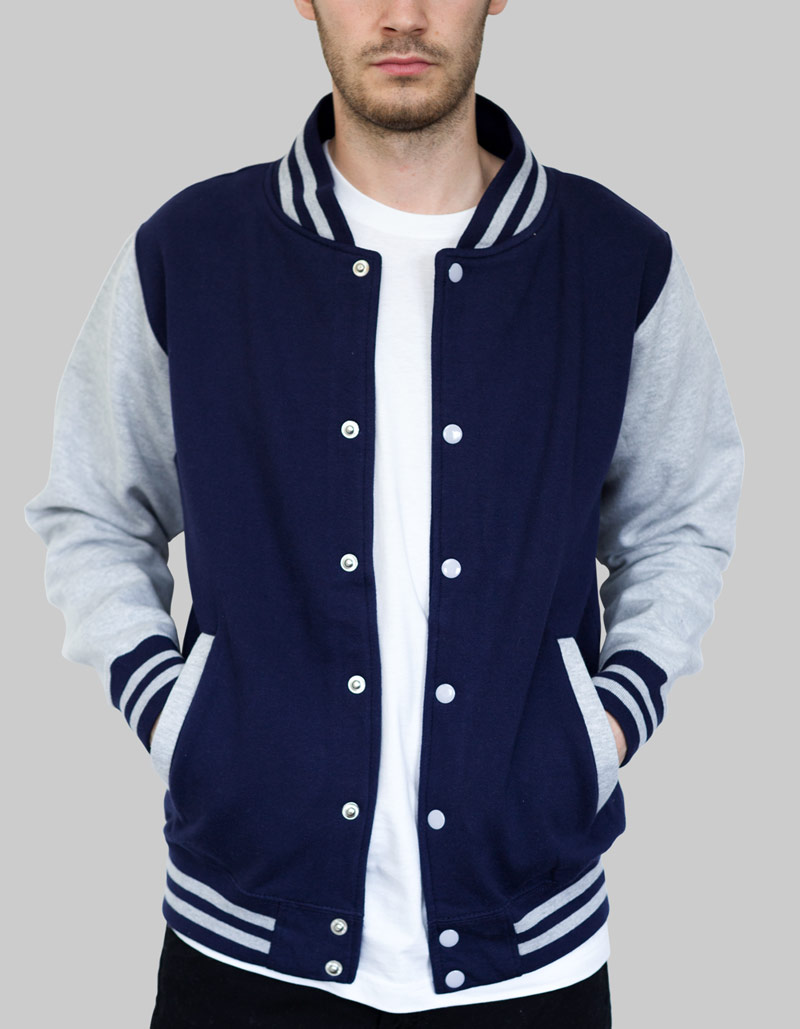 Varsity Jacket Unisex / 330gsm / 16 Colours